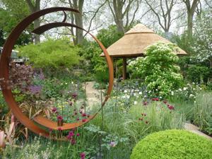 The M&G Centenary Garden