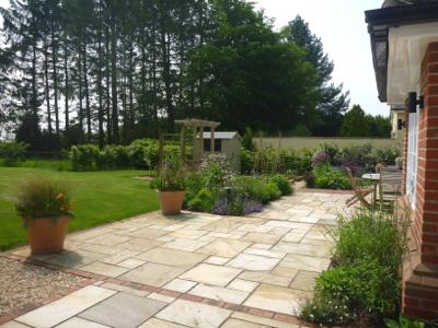 Alton garden