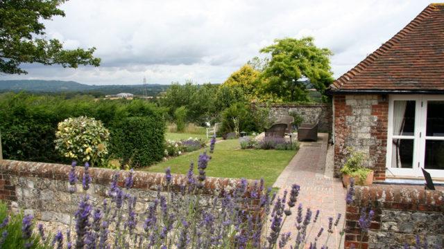 rural garden