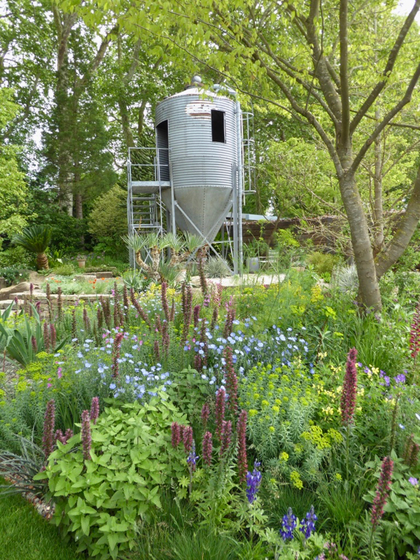 The Resilience Garden by Sarah Eberle.
